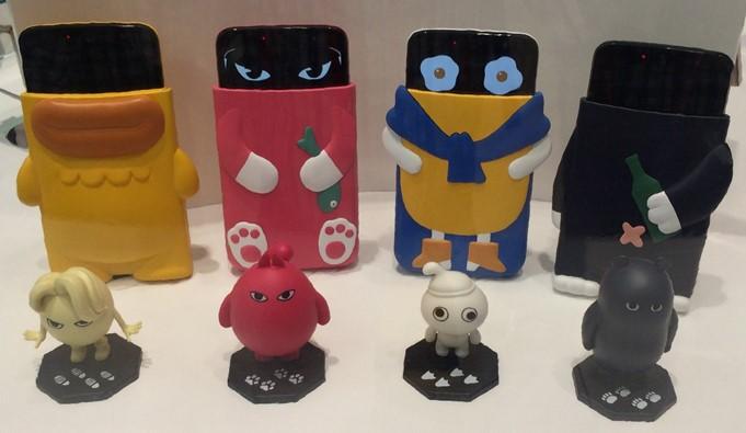 LG AKA Phones