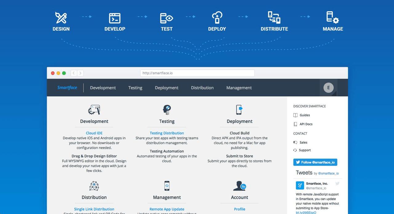 Smartface Cloud Platform